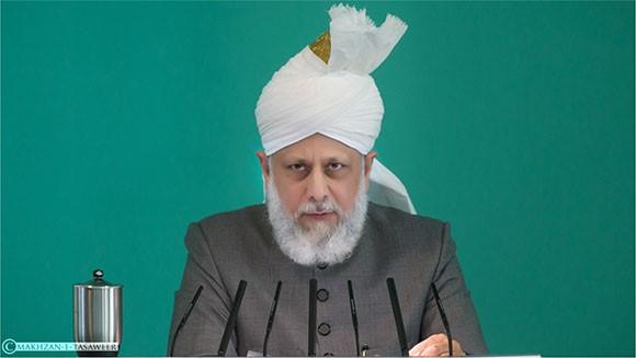 إمام الجماعة الإسلامية الأحمدية العالمية يشيد بردة فعل حكومة نيوزيلندا وشعبها على الهجوم الإرهابي الذي استهدف مسجدين في البلاد