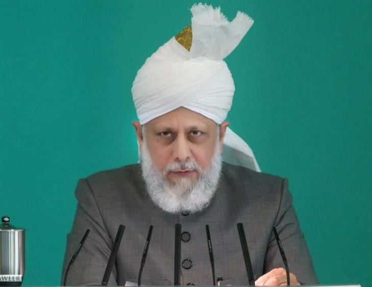 إمام الجماعة الإسلامية الأحمدية العالمية يدين الهجوم على المسجد الأحمدي في سيالكوت بباكستان