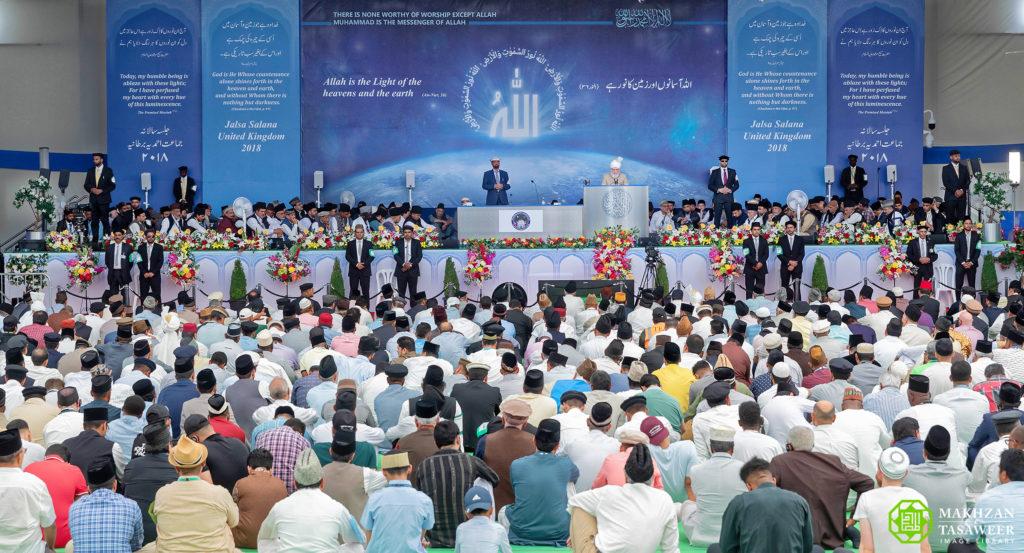أكثر من 647000 شخص انضموا إلى الجماعة الإسلامية الأحمدية